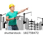 repair  construction and... | Shutterstock . vector #182758472