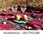 Warm Fall Day Romantic Gourmet...