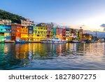 Colorful Zhengbin Fishing Port...