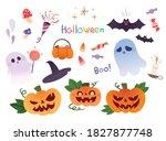 Halloween Vector Illustrations...