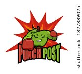 Fruit Punch Logo Design Template