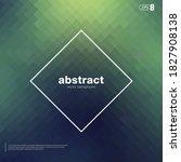 blur nebular mosaic vector...   Shutterstock .eps vector #1827908138