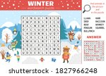 vector winter season word... | Shutterstock .eps vector #1827966248