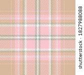 tartan scotland seamless plaid... | Shutterstock .eps vector #1827988088