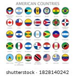 all national flags of the... | Shutterstock .eps vector #1828140242