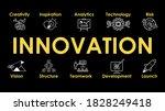 innovation illustration.... | Shutterstock .eps vector #1828249418