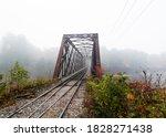 Abandoned Train Bridge...