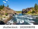 Spokane Washington Usa   June...