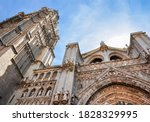 Medieval Toledo Cathedral In...