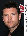 Постер, плакат: Sam Worthington at the