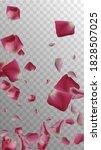 beauty invitation. organic... | Shutterstock .eps vector #1828507025
