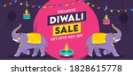 Exclusive Diwali Sale Header Or ...