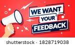 vector illustration we want...   Shutterstock .eps vector #1828719038