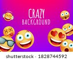 high quality emoticon character ... | Shutterstock .eps vector #1828744592