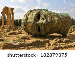 Agrigento  Sicily. Famous Vall...