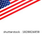 symbols of the united states of ... | Shutterstock . vector #1828826858