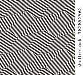 abstract striped textured... | Shutterstock .eps vector #182892962