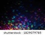 decoration bokeh glitters... | Shutterstock . vector #1829079785