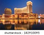 The Venetian Macao Resort Hotel ...