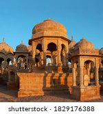 Ancient Bada Bagh Cenotaphs In...