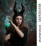 Maleficent Demonic. Young...