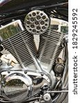 Motorcycle V Twin Configuration ...