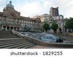 victoria square and council...