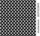 black chrome steel grating...   Shutterstock .eps vector #1829322845
