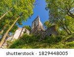 Dobra Voda Castle Is A Ruin Of...