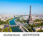 Eiffel Tower Or Tour Eiffel...