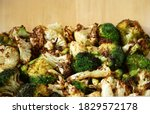 Oven Baked Broccoli And...