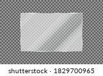 rectangle glass frame on... | Shutterstock .eps vector #1829700965