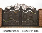 Beautiful Metal Gates With...