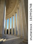 Jefferson Memorial At The...
