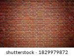 Vignette Panorama Old Red Brick ...