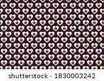 Japan Love Flag Pattern Countr...