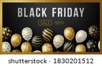 black friday sale horizontal... | Shutterstock .eps vector #1830201512
