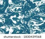 indigo repeat color paint... | Shutterstock .eps vector #1830439568