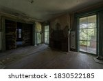 This Is An Interior View Of...