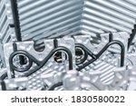 Plate Heat Exchanger. Fragment...