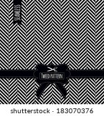 tweed seamless pattern | Shutterstock .eps vector #183070376