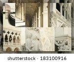 Elegant Collage Of...