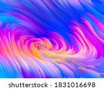 Color Storm Series. 3d...