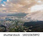 Aerial View Of Kathmandu Valle...
