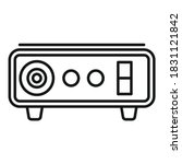 tattoo device machine icon.... | Shutterstock .eps vector #1831121842