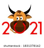 Bull 2021. Image Of A Bull With ...