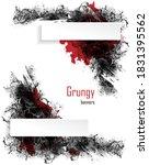grungy abstract banner....   Shutterstock .eps vector #1831395562
