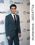 ������, ������: Paul Wesley at the