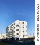 new residential building.... | Shutterstock . vector #1831507228