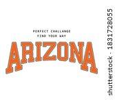 retro college varsity font...   Shutterstock .eps vector #1831728055